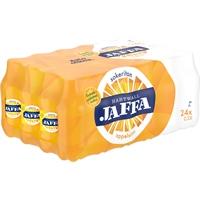 Virvoitusjuoma Hartwall Jaffa appelsiini 0,33L /24 kenno (pantti ei sis) - suomalainen klassikko