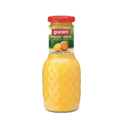 Täysmehu Granini appelsiini 2.5 dl