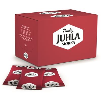 Kahvi Juhla Mokka puolikarkea jauhatus 125 g /36 pss ltk