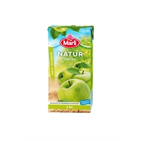 Täysmehu Marli Natur omena 2 dl / 27 kpl - ei lisättyä sokeria, eikä lisäaineita