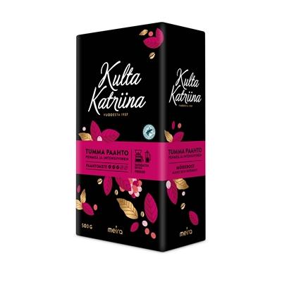 Kahvi Kulta Katriina Tumma Paahto SJ 500 g