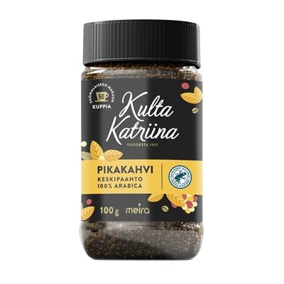 Pikakahvi Kulta Katriina 100 g