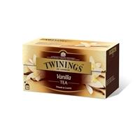 Tee Twinings Vanilja /25 pss ltk - makean täyteläinen ja hieno tee