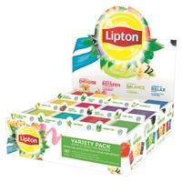 Teelajitelma Lipton kahvilapakkaus 12X15/300G