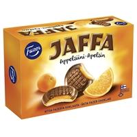 Keksi Fazer Jaffa Appelsiini 300g laktoositon