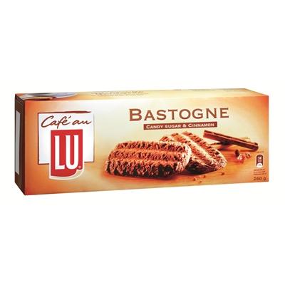 Keksi LU Cafe au Bastogne 260g laktoositon