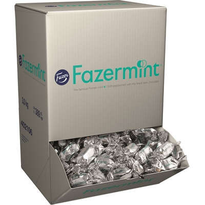 Suklaakonvehti Fazermint/3 kg