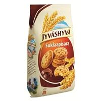Suklaapisarakeksi Jyväshyvä 420 g
