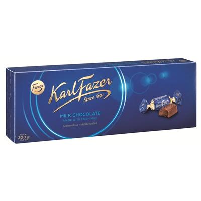 Suklaakonvehti Fazer sininen 320g