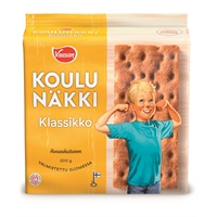Image for Näkkileipä Vaasan 100% Ruis 240 g from Suomalainen.com
