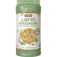 Maissikakku Friggs Pellavansiemen & Rosmariini ohut 130g - paljon kuitua, B-vitamiinia, gluteeniton