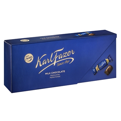 Suklaakonvehti Fazer Sininen 270 g - Suomen rakastetuin suklaa jo vuodesta 1922