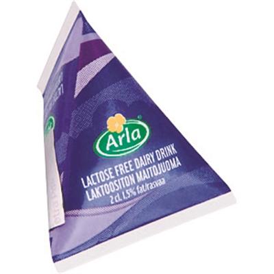 Annosmaito Arla UHT 2 cl /100 annosta - laktoositon ja rasvaa vain 1.5 %
