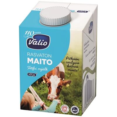 Rasvaton maito Valio Hyla UHT 0.5l