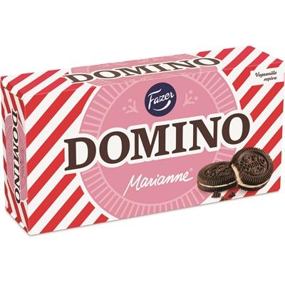 Täytekeksi Fazer Domino Marianne 350g