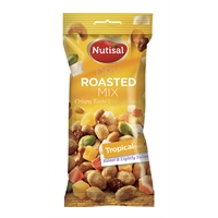 Pähkinä-hedelmä Nutisal Tropical Mix 60 g