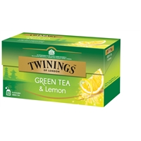 Tee Twinings Green Tea-Lemon/25
