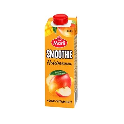 Smoothie Marli hedelmäinen D&C -vitamiinit 2,5 dl