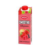 Smoothie Marli marjainen D&C -vitamiini 2,5 dl