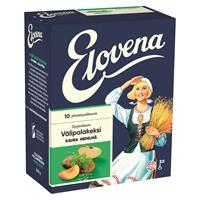 Välipalakeksi Elovena kaura-hedelmä 30g /10 kpl pkt