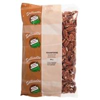 Pekaanipähkinä Mauste-Sallinen 800g - paljon vitamiineja, kivennäisaineita ja antioksidantteja