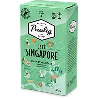 Kahvi Paulig Café Singapore HJ 425 g Rainforest Alliance - tumman kaakaon vivahde, ripaus robustaa