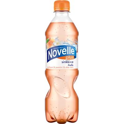 Kivennäisvesi Novelle Plus Sinkki+E 0,5 L /24 kpl (pantti ei sis)