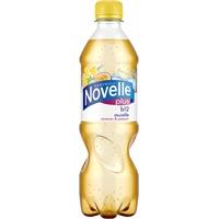 Kivennäisvesi Novelle Plus B12 Ananas-Passion 0,5 L /24 kpl (pantti ei sis)
