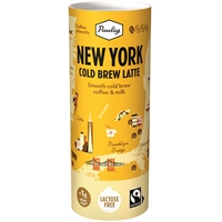 Maitokahvijuoma Paulig New York Cold Brew Latte 235 ml