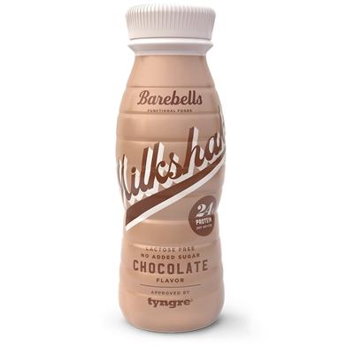 Proteiinipirtelö Barebells suklaa laktoositon 330 ml /8 kpl - ei lisättyä sokeria