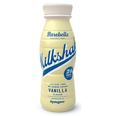 Proteiinipirtelö Barebells vanilja laktoositon 330 ml /8 kpl - ei lisättyä sokeria