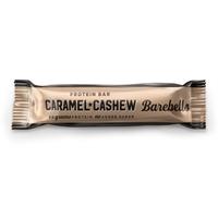 Proteiinipatukka Barebells Caramel-Cashew 55g /12 kpl ltk - paljon proteiinia, ei lisättyä sokeria