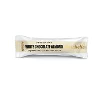 Proteiinipatukka Barebells White Chocolate Almond 55g /12 kpl ltk - paljon proteiinia, ei sokeria