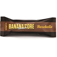 Proteiinipatukka Barebells Banana Core 40g /14 kpl - paljon proteiinia, ei lisättyä sokeria