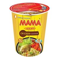 Nuudelikuppi Mama kana 70 g /8 kpl ltk - kananmakuinen kuppinuudeli, nopeasti valmis