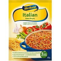Pata-aines Blå Band Italian pata 150 g /11 kpl ltk - laktoositon spagetti-kasvis-mausteseos