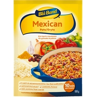 Pata-aines Blå Band Mexican 188 g /11 kpl ltk - laktoositon riisi-kasvis-mausteseos
