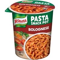 Snack Pot Knorr spaghetti bolognese 68 g /8 kpl ltk - nopea spagettiateria, lisää vesi, valmis 5 min
