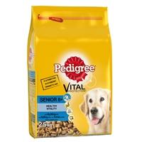 Koiranruoka Pedigree Vital Protection Senior kana 2,5 kg /3 kpl ltk - yli 7-vuotiaille koirille