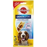Koiran puruluu Pedigree DentaStix Daily 180g /4 kpl ltk - terveet ikenet ja vähemmän hammaskiveä