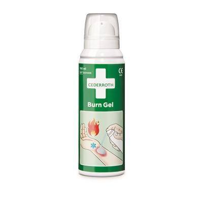 Palovammageeli Burn  Gel Spray 100 ml - viilentää ja lievittää kipua nopeasti