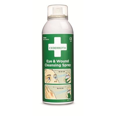 Huuhteluspray Cederroth silmän/haavan puhdistukseen 150 ml