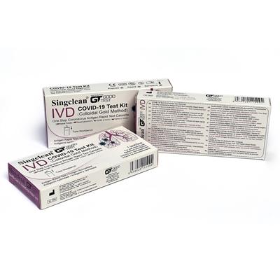Koronapikatesti antigeeni Covid-19 -  CE-hyväksytty, lähes 99 % varmuus, luethan käyttöohjeet