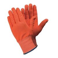 Viiltosuojakäsine Tegera oranssi koko 8 M