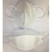 Hengityssuoja FFP2 /300 kpl ltk - pakattu 15 kpl pusseihin