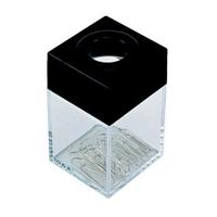 Klemmarirasia Q-Connect musta/kirkas