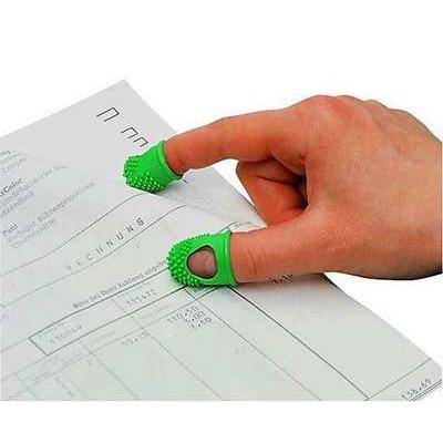 Sormikumi 1 12mm silikoni vihreä