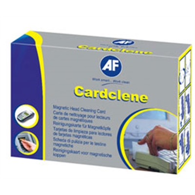Korttilukijan puhdistuskortti 20 kpl + spray 70ml