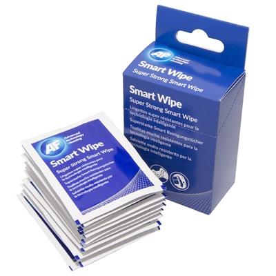 Puhdistusliina Smart-Wipe /10 - lasipinnat, näytöt ja silmälasit puhtaaksi nukkaamatta
