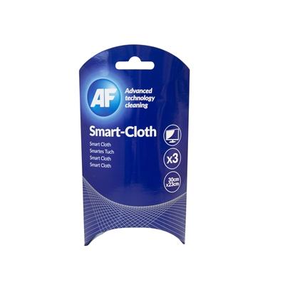 Puhdistusliina Smart-Cloth /3 - lasipinnat, näytöt ja silmälasit puhtaaksi nukkaamatta